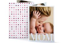 Mother's Day Photo Gifts / Put an extra special touch on Mother's Day with a personalized photo card and photo gift.