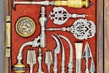 Instruments reconstitution