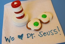 Dr. seuss theme-preschool / by Cari Shalla