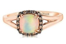 Rings / by Rose Gold Autumn