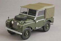 Classic British Cars / English motoring icons, beautifully represented in premium-grade scale model cars.