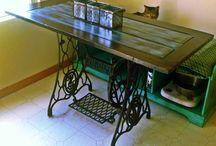 mesa & maquina.