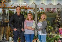 Shop Photos and Flower Arranging
