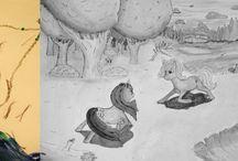 Art education - Ideas for lessons / Taidekasvattajia, taidekasvatusprojektejta ja koulujen taideopetusta