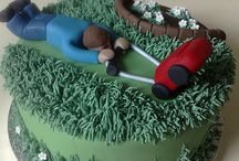 Father's Day Cake Decorating Ideas / Our favorite Father's Day cake, cupcake and cookie pics.