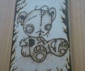 Woodburning by Ilo