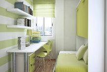 Guest rooms / by Wendy Jacobs