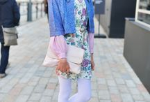 LFW STREET STYLE  / Our street style team went on a hunt for the most stylish at LFW with Jai'me Jan / by BuyMyWardrobe