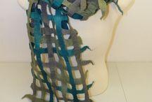 vilten sjaals