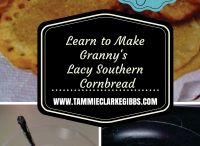 RECIPES - SOUTHERN / Lots of Southern Delicacies....