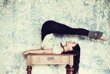 yoga backdrop / by Ashley Newman