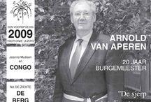 2009 - Archief De Hoogstraatse Maand / De Hoogstraatse Maand, Hoogstraten, Meer, Meerle, Meersel-Dreef, Minderhout, Wortel, 2009