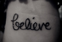 Tattoos, all so true.. / by Sarah Runyon
