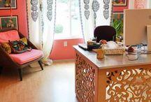 Office Space  / by Matisse Reischl