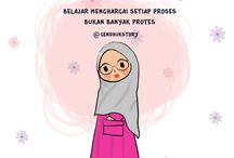 islam : quote muslimah