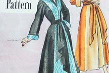 1940s Simplicity Designer Patterns