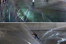 Playful installations
