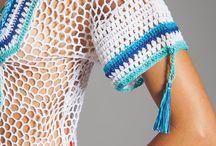 Crochet - Beachwear / Vêtements de plage