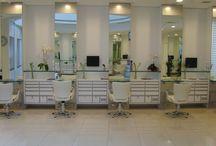beauty salon designs