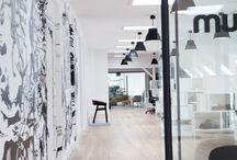 Bureaux d'entreprises - Corporate Offices / Des bureaux qui donnent envie de travailler...
