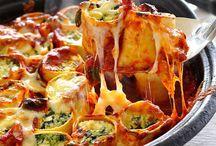 Essen  / Hier findet ihr Inspirationen für euer Abendessen, für Snacks und ähnliches