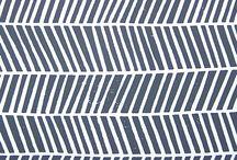 linocut pattern