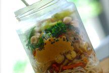 Noodle Jar
