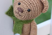 Crocheted Toys & Miniatures