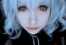 Yellow Colored Contacts / by UNIQSO