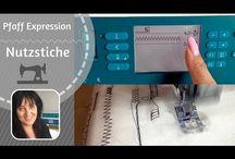 Nähen - Pfaff Expression 3.2