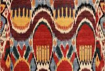 pattern: ikat