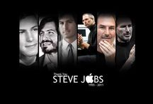Steve Jobs / Necessity is the Mother of ALL inventions! Steve Jobs was certainly the Father! RIP Sir Steve Jobs!