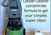 DIY Carpet Cleaners ❤