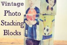Mod Podge Image Transfer Projects
