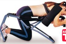 Back Pain Relief / Nubax Traction is a device designed for back pain sufferers.