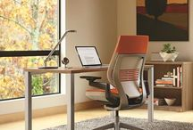 Home Office Ideas / Inspirational spaces to help you love how you work – at home!