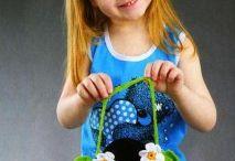 crochet bags / Фото красивых вязаных сумок.