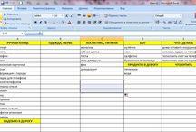 Списки и заметки