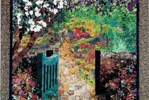 Quilts - Watercolour