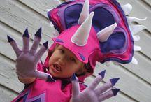 Dinostars Costume Ideas