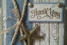Cards - Thank You / by Sylvia Castaneda