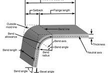 Sheetmetal & Operations / Sheetmetal materials, operations, properties, calculation