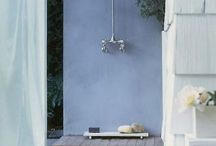 Outdoor bathrooms / by Chezelle Richards