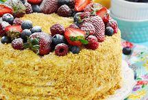 Вкусняшки торты