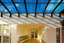 Glass in Architecture / Glass used in buildings. News about new projects and special applications of glass.