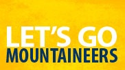 Let's Go Mountaineers / by Whitney Ball