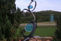 Záhradná skulptúra