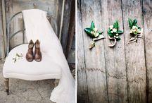 [ i n s p i r a t i o n ] / eco/rustic/eclectic/earthy wedding inspo
