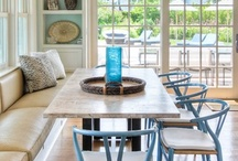 dining room / dining modern and farmhouse