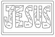 Sunday School / Activity Sheets
